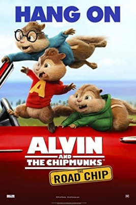 Alvin in veverički: Velika Alvintura - Alvin and the Chipmunks: The Road Chip