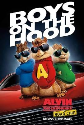 Alvin in veverički: Velika Alvintura, film