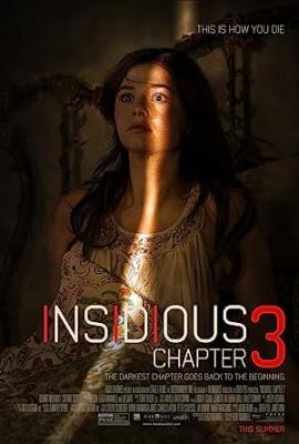 Zakleti: Novo poglavje - Insidious: Chapter 3