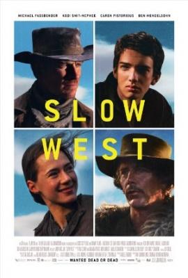 Na Divji zahod - Slow West