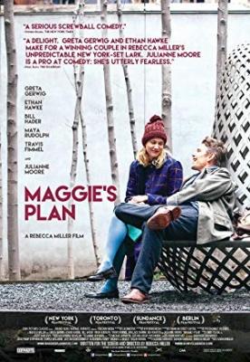 Maggie ima načrt - Maggie's Plan
