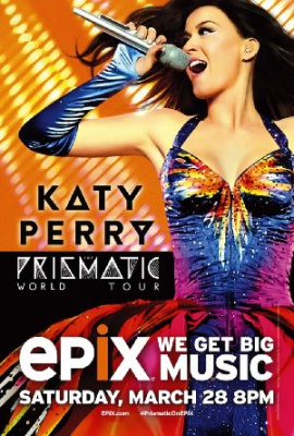 Katy Perry: Turneja The Prismatic - Katy Perry: The Prismatic World Tour