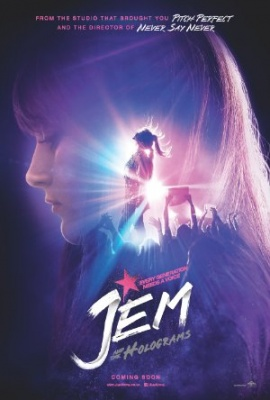 Jem in Hologrami - Jem and the Holograms