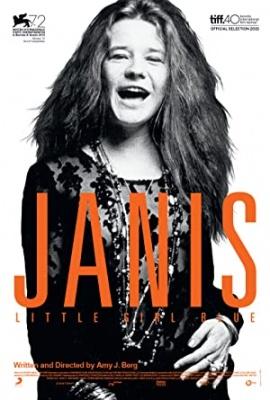 Janis - otožna deklica - Janis: Little Girl Blue