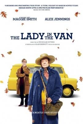 Gospa s kombijem - The Lady in the Van