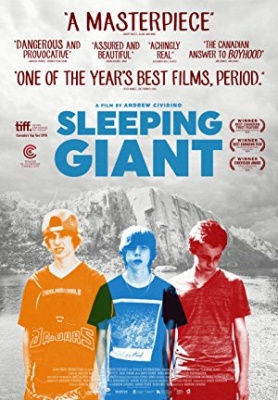 Speči velikan - Sleeping Giant