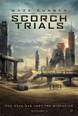 Labirint: Pogorišče - Maze Runner: The Scorch Trials