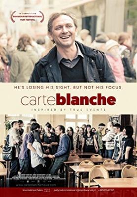 Nepopisan list - Carte Blanche