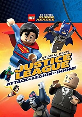 Liga pravice: Napad legije pogube! - LEGO DC Super Heroes: Justice League - Attack of the Legion of Doom!