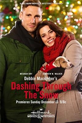Božična pot domov - Debbie Macomber's Dashing Through the Snow