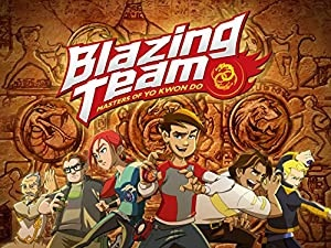 Blazing Team - Ognjena ekipa