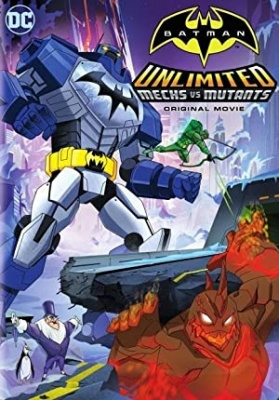 Batman: Roboti proti mutantom - Batman Unlimited: Mechs vs. Mutants