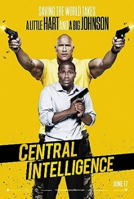 Obveščevalna - Central Intelligence