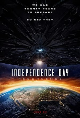 Dan neodvisnosti: Nova grožnja - Independence Day: Resurgence