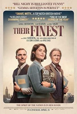 Njihova najboljša zgodba - Their Finest