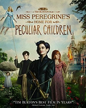 Dom gospodične Peregrine za nenavadne otroke - Miss Peregrine's Home for Peculiar Children