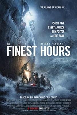 Ure preizkušenj - The Finest Hours