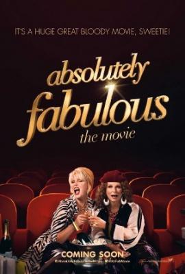 Naravnost fantastično - Absolutely Fabulous: The Movie