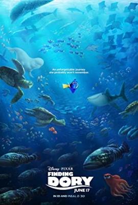 Iskanje pozabljive Dory, film
