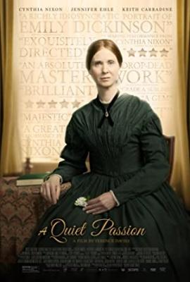 Sedmi pečat: Tiha strast - A Quiet Passion