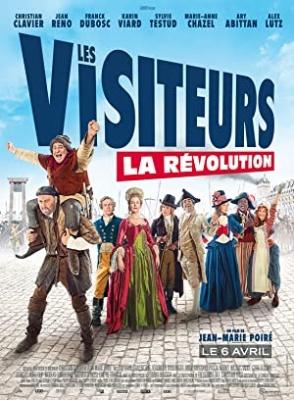 Dan padca Bastilje - The Visitors: Bastille Day
