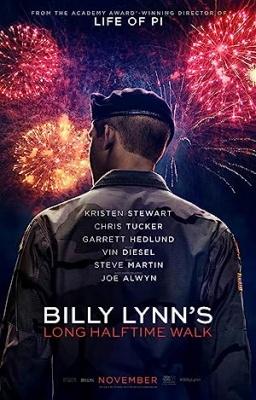 Billy Lynn: Dolga pot do junaštva - Billy Lynn's Long Halftime Walk