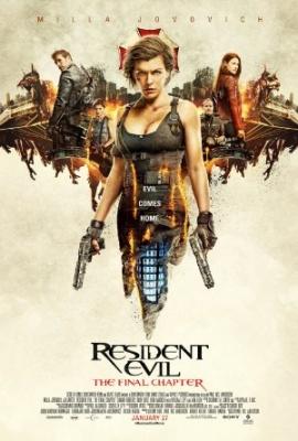 Nevidno zlo: Zadnje poglavje - Resident Evil: The Final Chapter