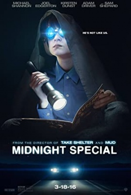 Polnočna posebnost - Midnight Special