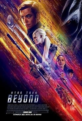 Zvezdne steze: Onkraj - Star Trek Beyond