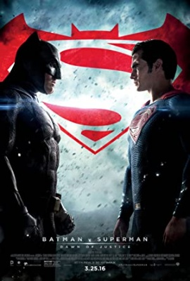 Batman proti Supermanu: Zora pravice - Batman v Superman: Dawn of Justice