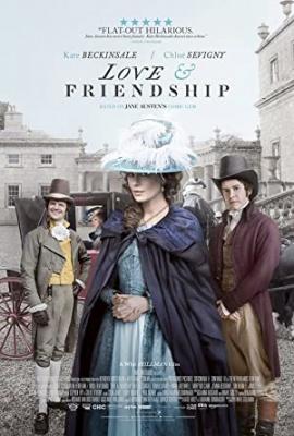 Ljubezen in prijateljstvo - Love & Friendship