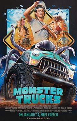 Pošastni tovornjaki - Monster Trucks