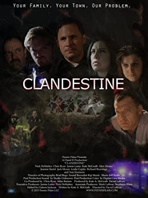 Mesto droge - Clandestine