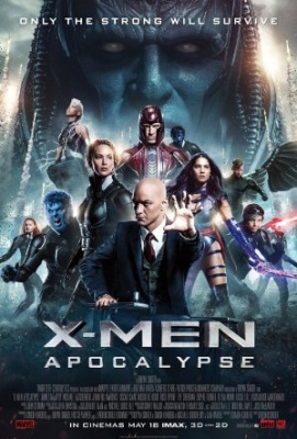 Možje X: Apokalipsa - X-Men: Apocalypse