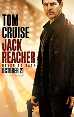 Jack Reacher: Nikoli se ne vrni, film