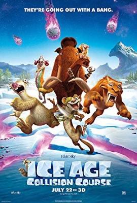 Ledena doba: Veliki trk - Ice Age: Collision Course