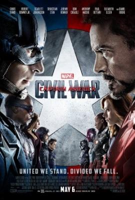 Stotnik Amerika: Državljanska vojna - Captain America: Civil War