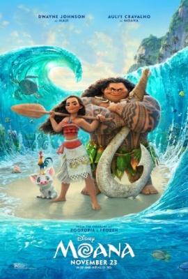 Vaiana: Iskanje bajeslovnega otoka - Moana