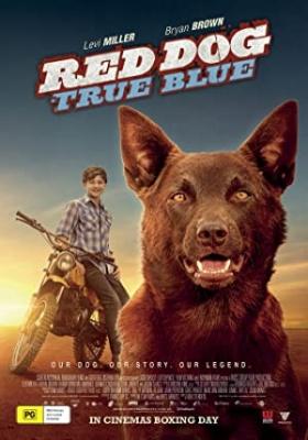 Rdeči pes Modri - Red Dog: True Blue