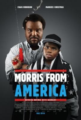 Morris iz Amerike - Morris from America