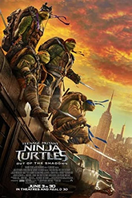 Ninja želve: Iz senc - Teenage Mutant Ninja Turtles: Out of the Shadows