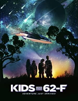 Mulci s planeta 62-F - The Kids from 62-F