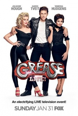 Briljantina: V živo - Grease Live!