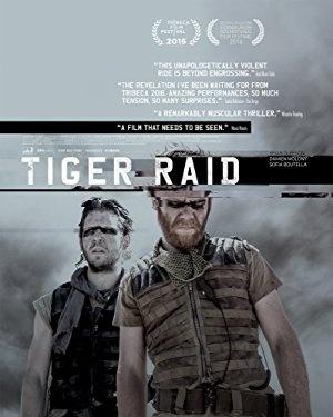 Ugrabitev - Tiger Raid