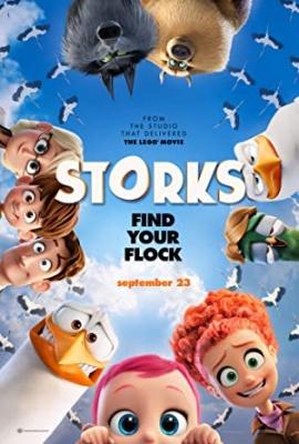 Štorklje - Storks