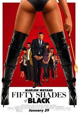 Petdeset odtenkov črne - Fifty Shades of Black