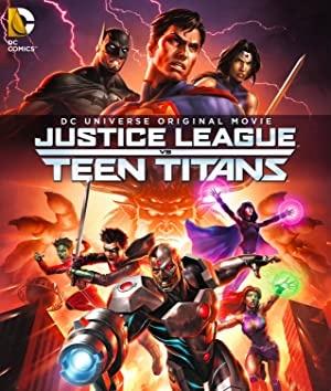 Liga pravičnih proti najstniškim velikanom - Justice League vs. Teen Titans