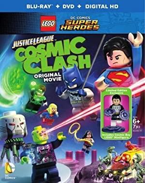 Lego DC Comics: Vesoljski spopad - Lego DC Comics Super Heroes: Justice League - Cosmic Clash