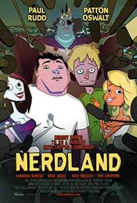 Dežela piflarjev - Nerdland