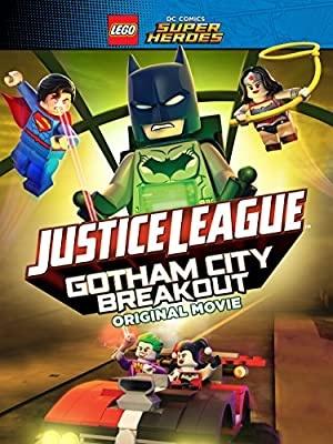 Lego DC Comics: Pobeg iz Gothama - Lego DC Comics Superheroes: Justice League - Gotham City Breakout